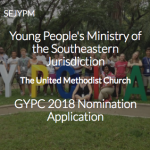 Global Young People's Convocation Nominations Now Being Accepted